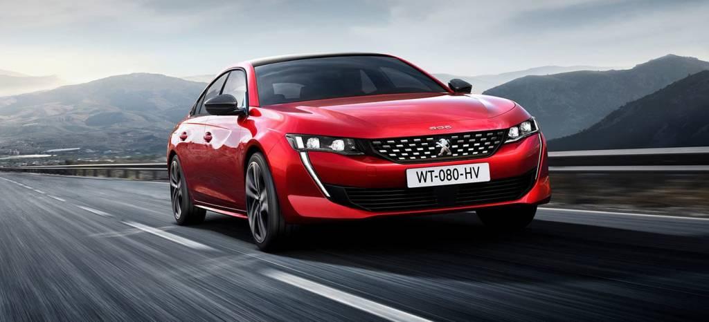 El nuevo Peugeot 508 podría tener una versión GTI, con 275 CV y el Volkswagen Arteon en el punto de mira