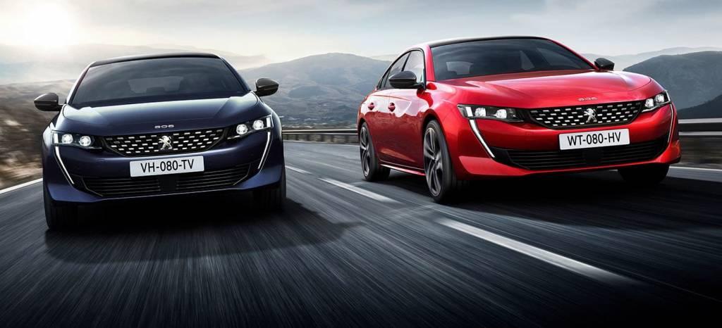 Peugeot Sport está cocinando un interesante 508 R híbrido con al menos 350 CV