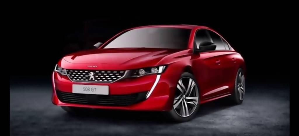 """Filtrado al completo el Peugeot 508 2018: la berlina que ahora se siente """"coupé"""" (+15 fotos)"""