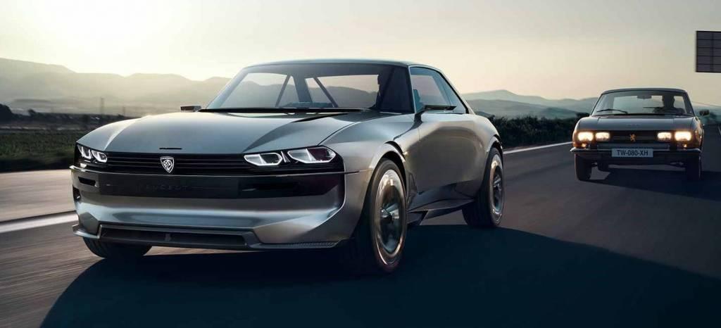 El Peugeot e-Legend es el coche que todos desean, ¿pero llegará a los concesionarios?