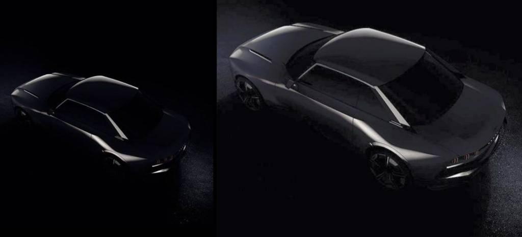 Peugeot rendirá homenaje al 504 Coupé en París con un prototipo retrofuturista