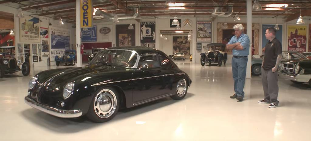 West Coast Customs ha creado la réplica de Porsche 356 definitiva… ¡basada en un Porsche Cayman!