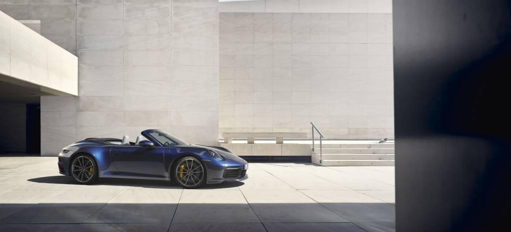 El Porsche 911 Cabriolet ya está disponible en tu centro Porsche de confianza y cuesta 16.290 euros más que el Coupé
