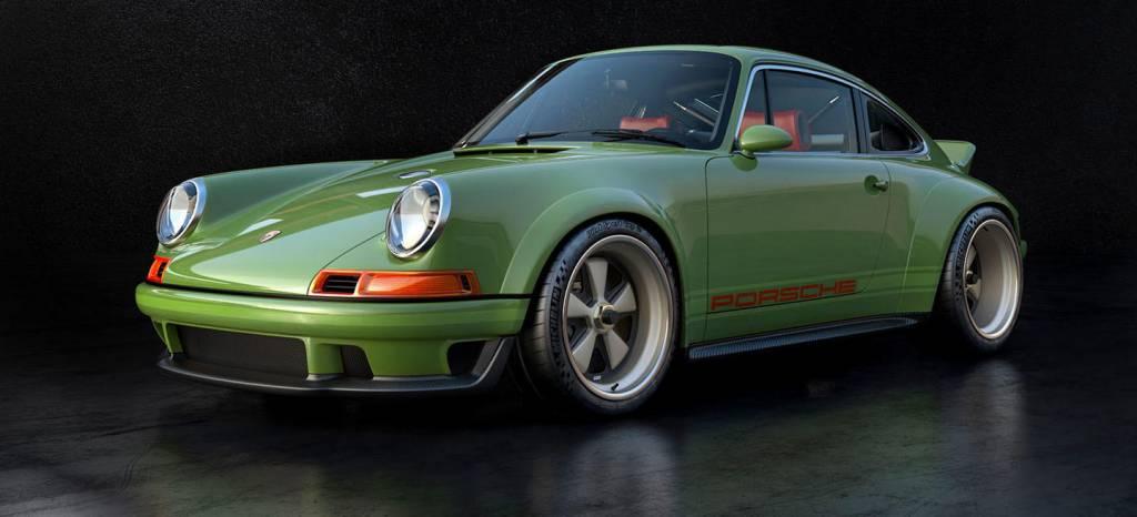 ¡Bestial! El deportivo definitivo es este Porsche 911 clásico preparado por Singer, con la última tecnología de Williams (+18 fotos)