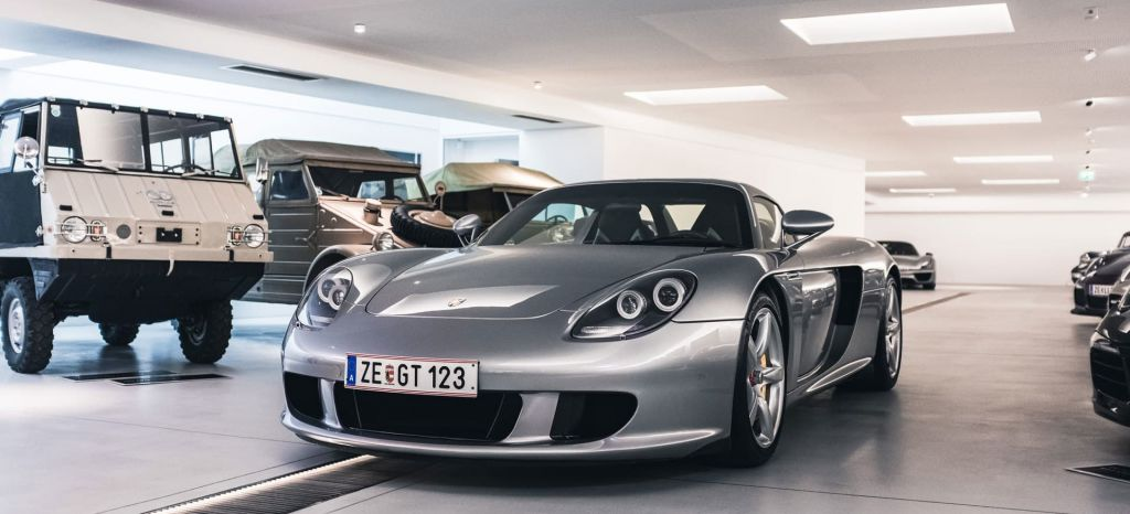Porsche Carrera Gt 20 Anos 10 thumbnail
