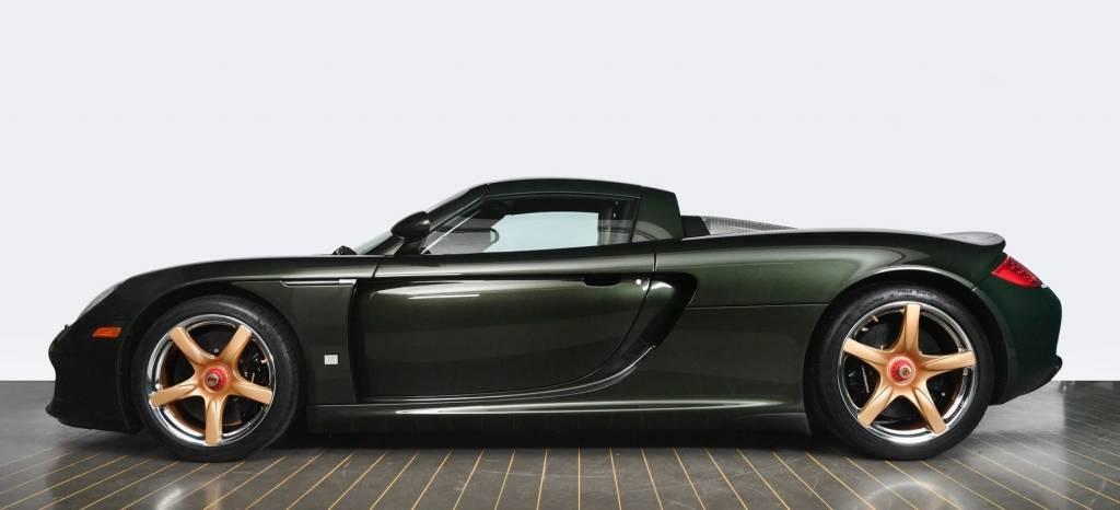 Porsche Classic perfecciona lo perfecto: así es su primera restauración de un Carrera GT