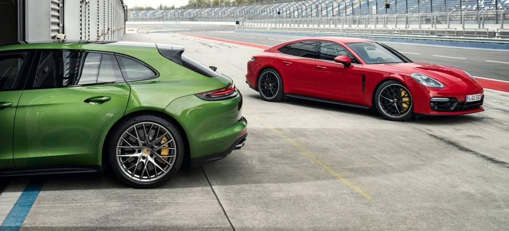 Los nuevos Porsche Panamera GTS 2019 llegan con más rabia, y motor V8 de 460 CV de potencia