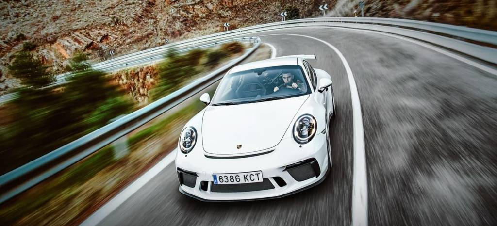 Prueba Porsche 911 GT3 (991.2) Clubsport Package: sígueme… si puedes