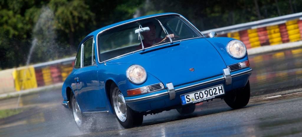 Porsche no se olvida de los más mayores y estrena catálogo de neumáticos para clásicos