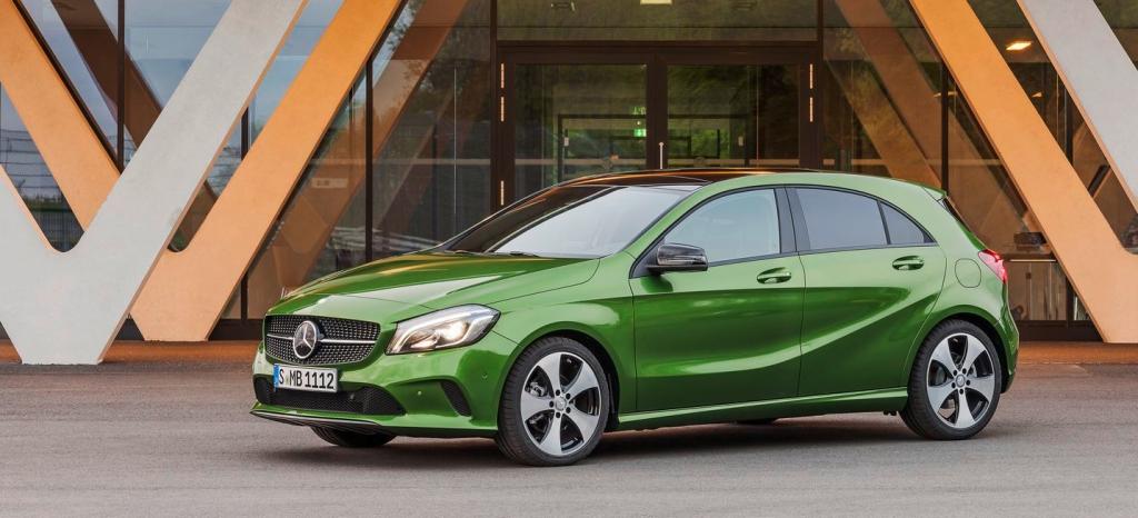 Mercedes asegura que el último año superó a BMW y Audi y sigue siendo líder del mercado premium