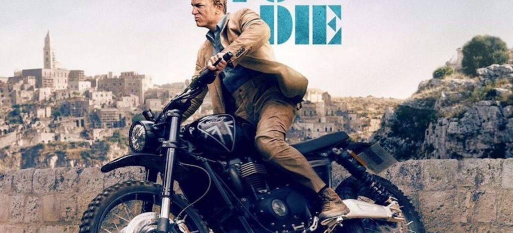 Poster James Bond No Time To Die thumbnail