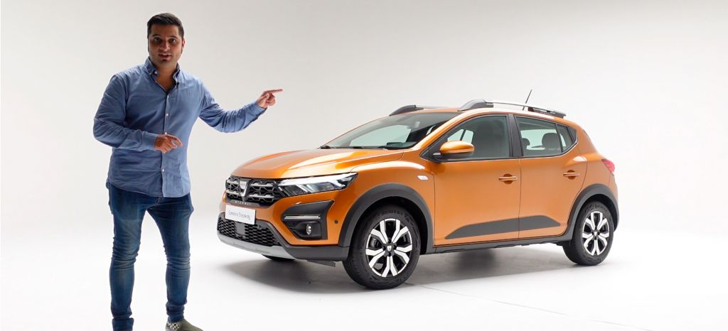 Presentacion Dacia Sandero 2021 thumbnail