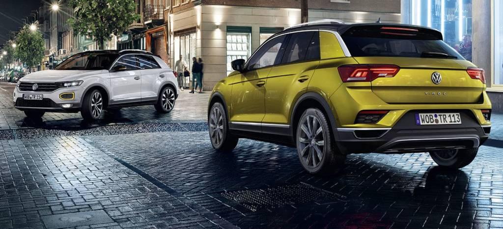 El primer T-Cross, el SEAT Arona de Volkswagen, saldrá de la fábrica de Navarra este mes