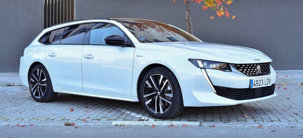 Prueba Contacto Peugeot 508sw Hybrid Portada thumbnail