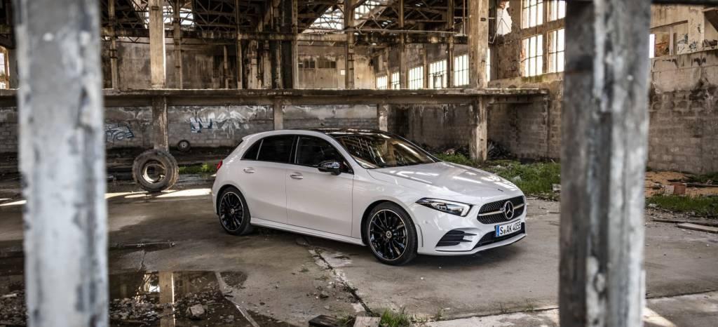 Mercedes Clase A a prueba: primeras impresione del Mercedes A 200, con un motor gasolina de 163 CV