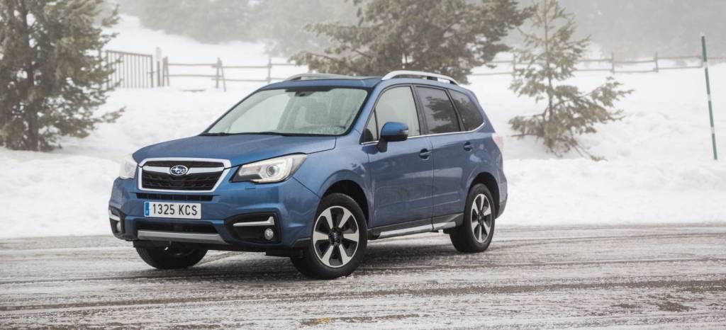Subaru Forester 2.0i Lineartronic, a prueba: automático, gasolina… ¿y buena compra?