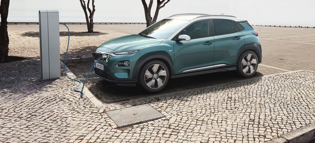 Cómo conseguir un punto de recarga gratis para el hogar al comprar un coche eléctrico de Hyundai