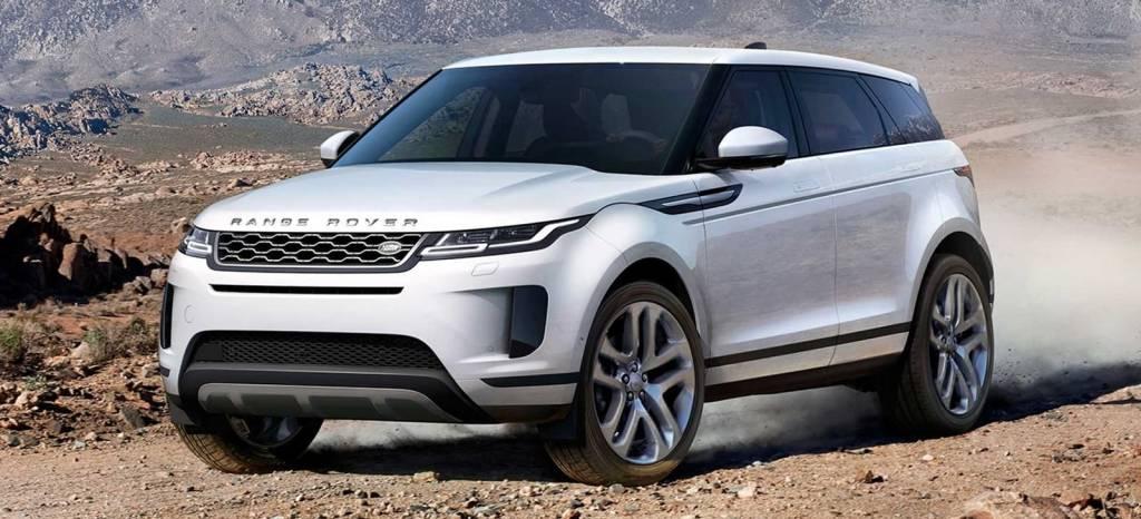 Range Rover Evoque 2019: todos los detalles del esperado Velar en formato SUV compacto