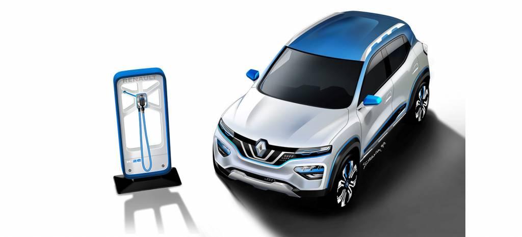 """El origen del crossover eléctrico de Renault es un """"low cost"""" indio"""