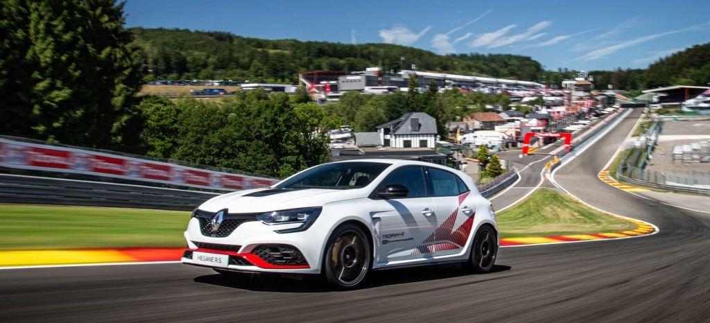 El Renault Mégane R.S. Trophy-R arrebata al Civic Type-R el récord de Spa