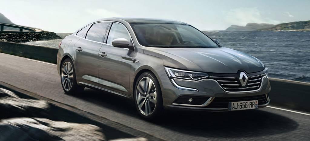 El nuevo acabado Limited del Renault Talisman nos ofrece un buen equilibrio entre precio y equipamiento