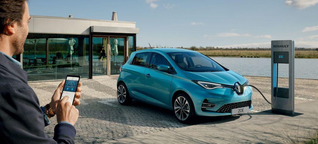 El Renault Zoe se actualiza, con una nueva batería de 52 kWh y 390 km de autonomía WLTP (+39 fotos)