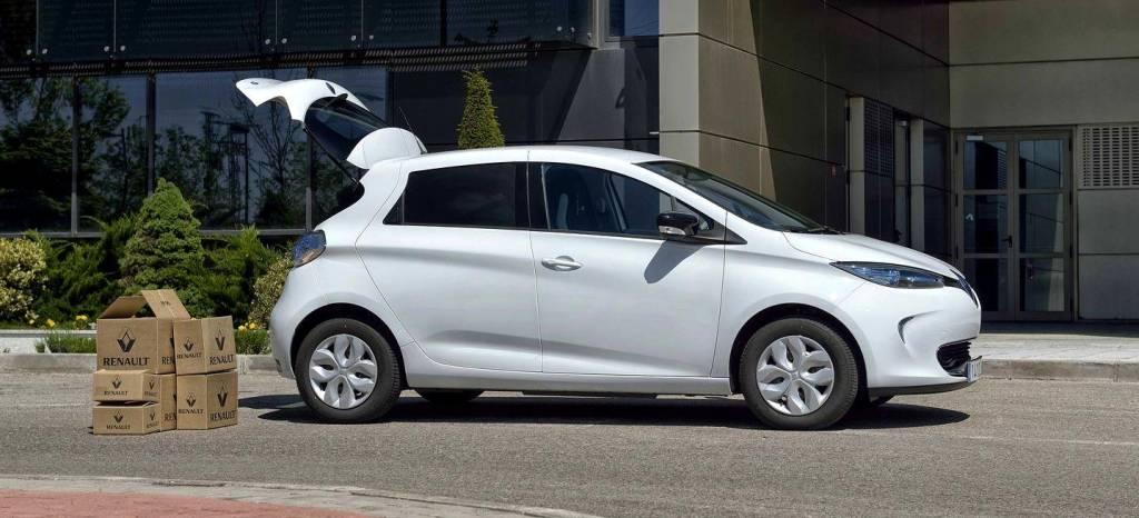 Renault Zoe Societé, el utilitario comercial eléctrico más chic y ágil del momento