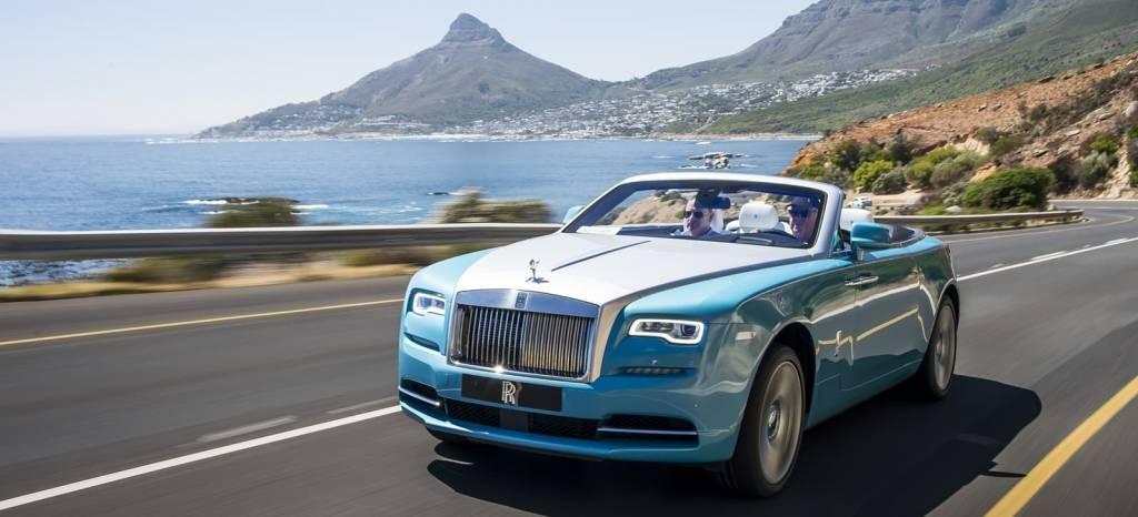 Rolls-Royce bate su récord de ventas histórico en 2018, pero apenas tiene presencia en España