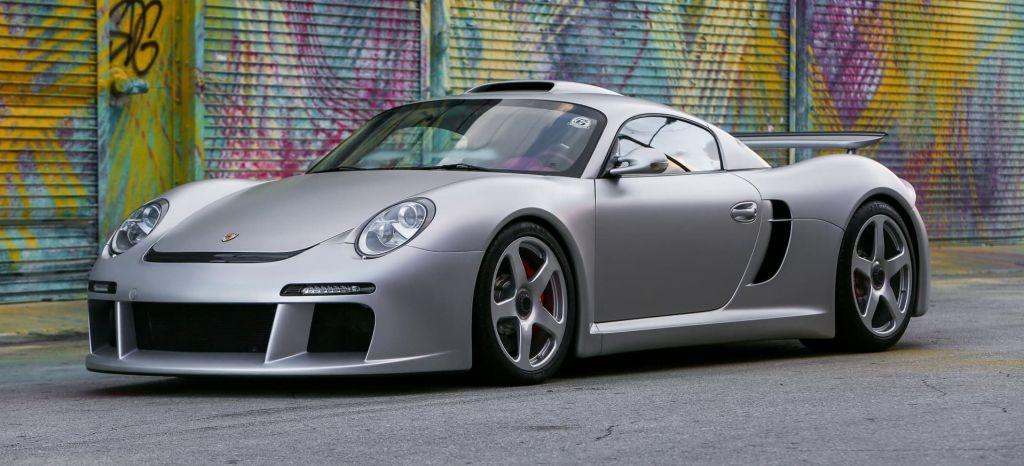 Ruf Ctr3 Porsche Cayman Portada thumbnail