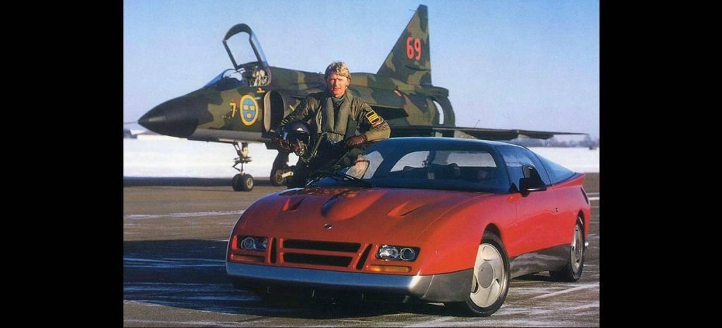 Saab 900 Turbo EV-1 (1985): el deportivo que Saab no fue capaz de venderte