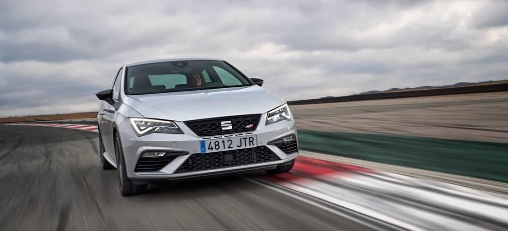 Los SEAT León Cupra de tracción delantera perderían próximamente 10 CV de potencia