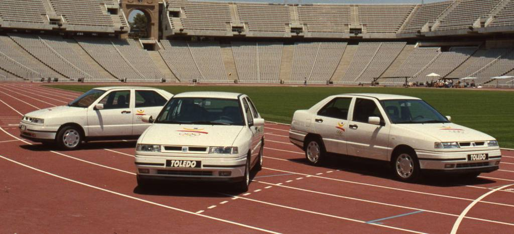 ¿Qué sucedió con aquellos maravillosos SEAT Toledo de Barcelona 92? Un Toledo de lujo que vale una medalla olímpica