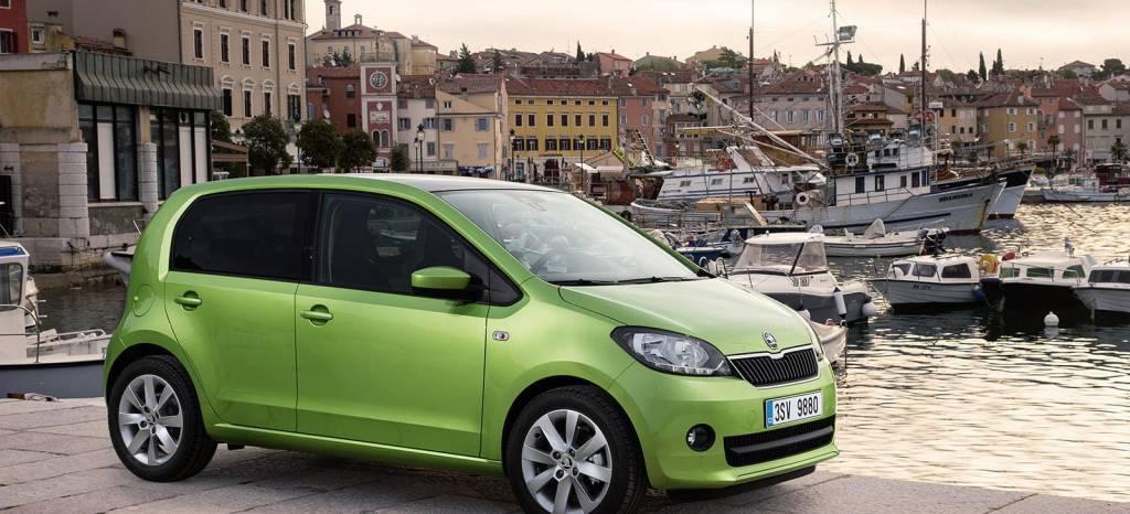 El Skoda Citigo es sólo 100 euros más barato que el Skoda Fabia, ¿por qué comprarlo?