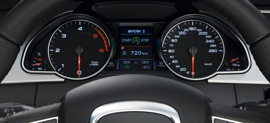 Start Stop System Display In The Audi A5 thumbnail