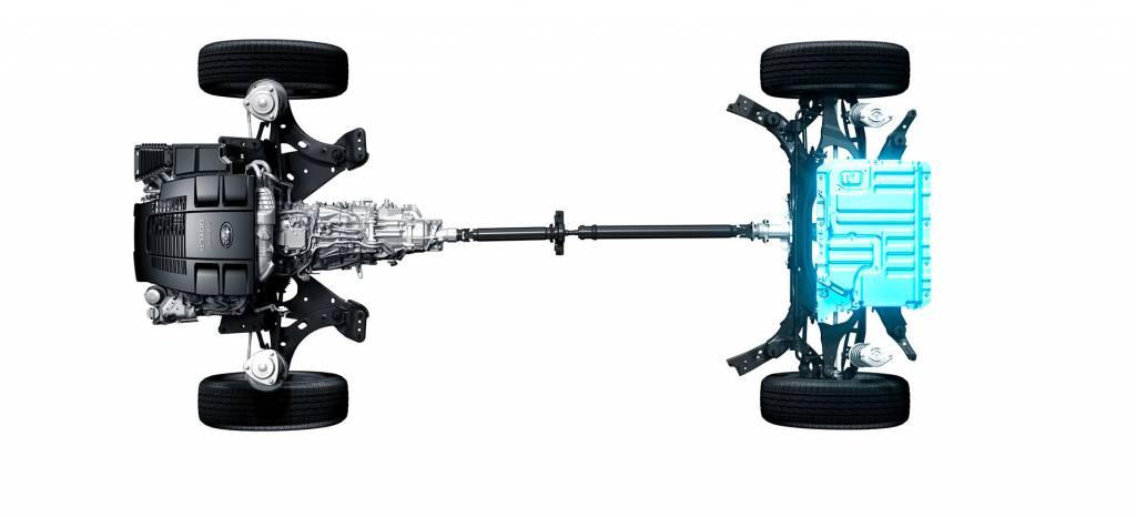 Subaru presentará su nuevo e-Boxer: un híbrido con motor bóxer en el Salón de Ginebra