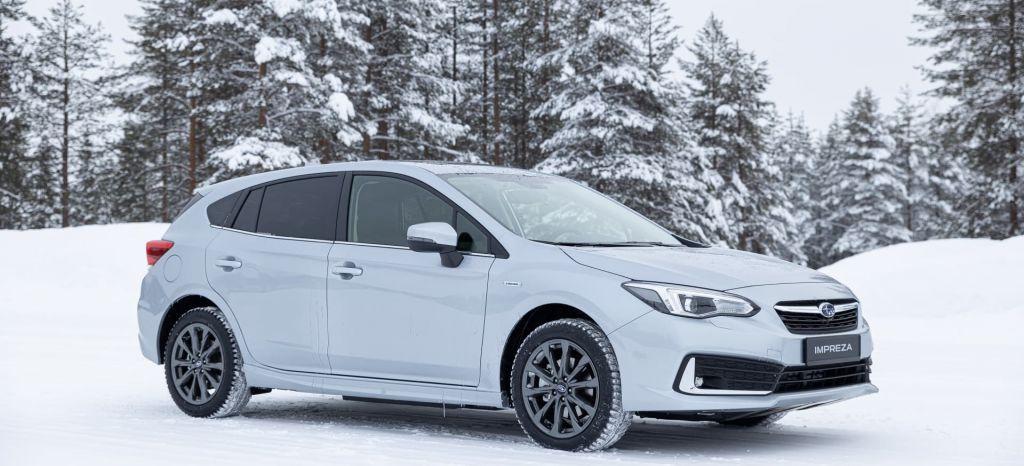 Subaru Impreza Eco Hybrid Delantera thumbnail