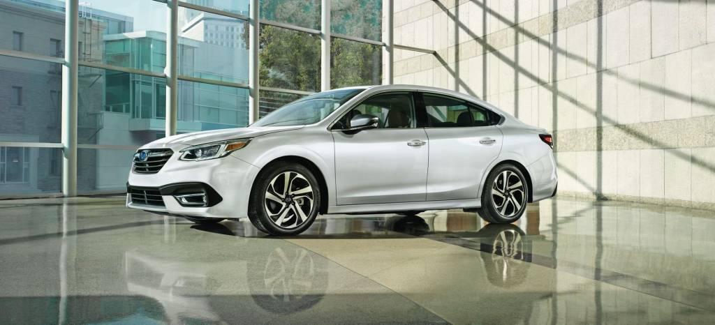 ¡El Subaru Legacy ha vuelto! Ahora con motores turbo de hasta 260 CV y mucha más tecnología