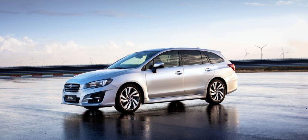 Subaru Levorg 2019 Exterior 12 thumbnail