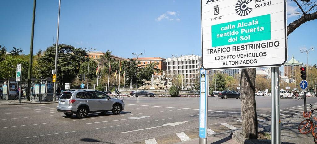 Ni el miedo al diésel ni las etiquetas ambientales libran a España de enfrentarse a Bruselas por las emisiones