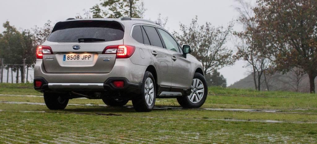 Un Subaru Outback con GLP puede ser una excelente compra para aquellos que buscan un coche familiar con tracción total