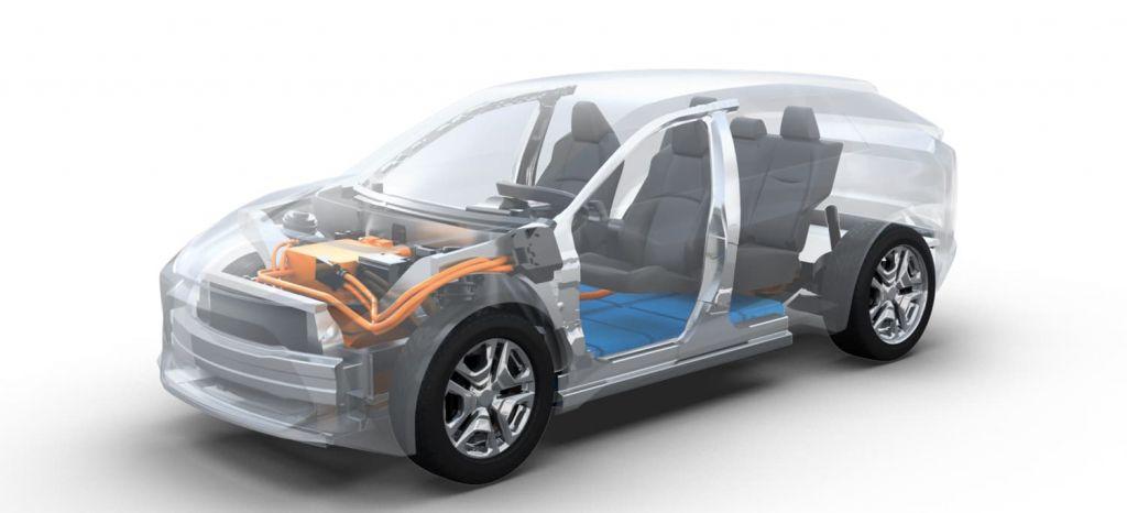 Subaru Suv Electrico thumbnail