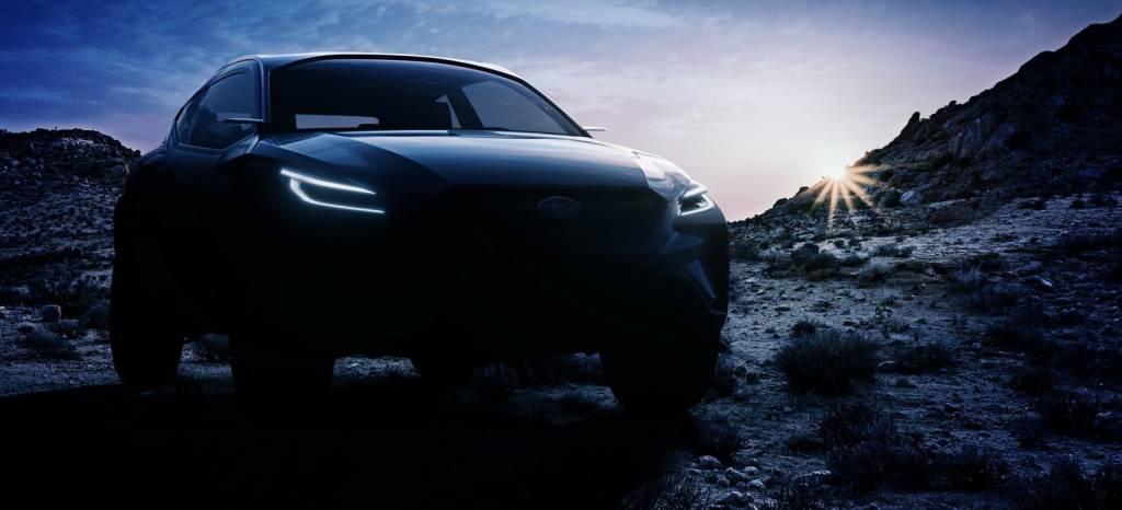 Subaru nos presentará un nuevo SUV en Ginebra, ¿híbrido? ¿Eléctrico? ¿Coupé?