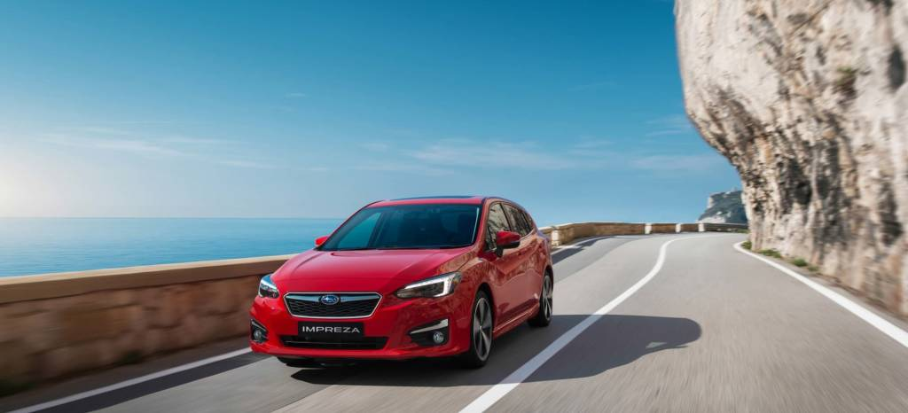 Vuelve el Subaru Impreza y ya sabemos su precio, con tracción total y cambio automático desde 20.400 euros