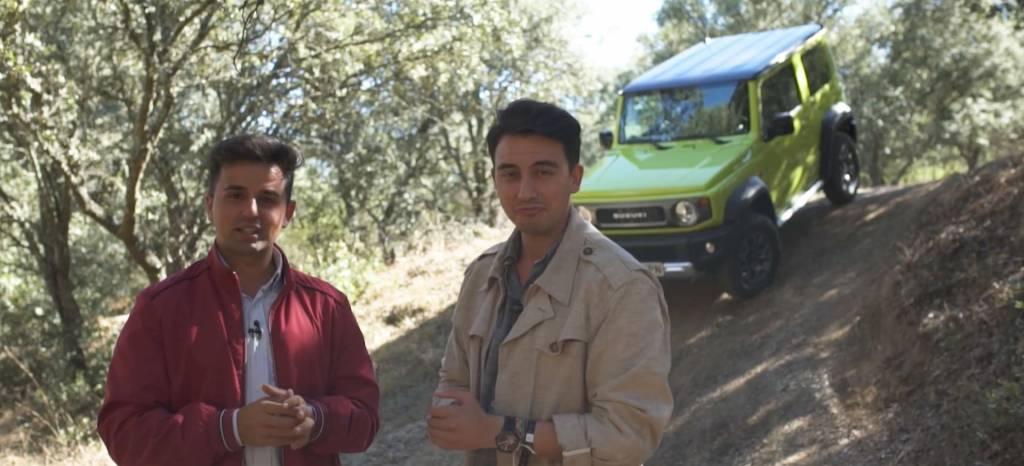 En vídeo: ya hemos probado el nuevo Suzuki Jimny