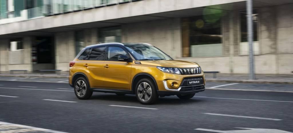 Ya hemos puesto a prueba al nuevo Suzuki Vitara: el hermano del Suzuki Jimmny es un gran rival para el Jeep Reengade [+Vídeo]