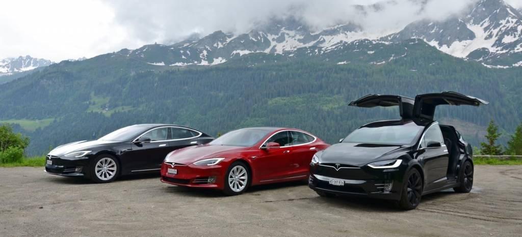 Los nuevos Tesla Model S y Model X de acceso tendrán 100 kWh, pero estarán limitados por software