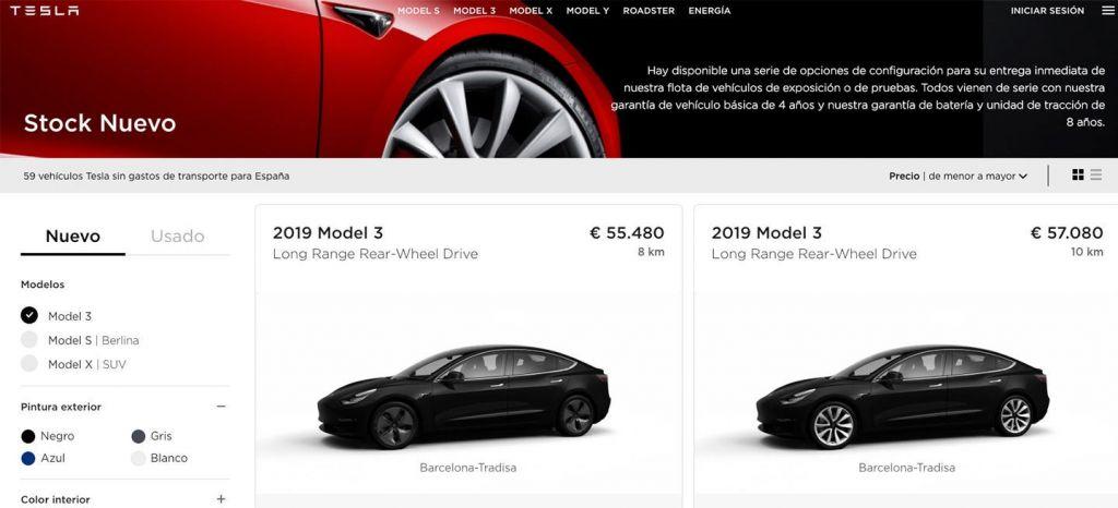 Tesla Model 3 Comprar Entrega Inmediata thumbnail