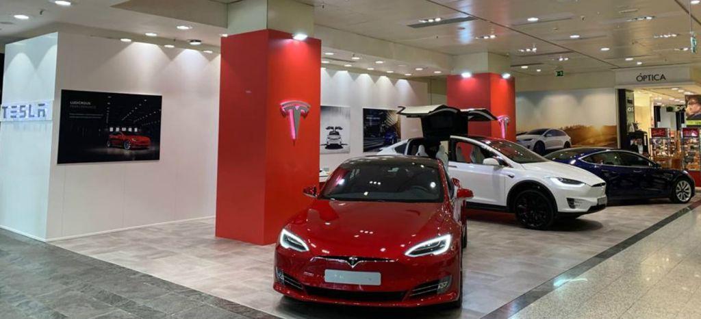 Tesla abre una nueva tienda en España: el Tesla Model 3 y compañía llegan a Valencia