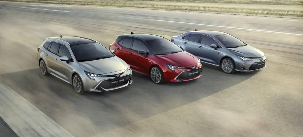 El nuevo Toyota Corolla se hace berlina, un coche híbrido para enfrentarse al Hyundai i30 Fastback