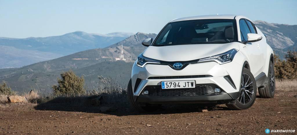 ¿Qué tiene mejor el Toyota C-HR respecto a otros SUV de su segmento, como el Peugeot 3008?